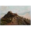 Snowdon Summit 1909 Postcard