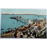 Mumbles Pier Early Postcard