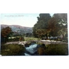 Roman Bridge near Mumbles Early Postcard