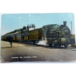Mumbles Train 1938 Postcard