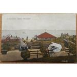 Alexandra Park Penarth 1925 Postcard Valentines 57028