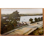 The Lake Roath Park Cardiff Postcard, Early 20th century, MJR R7714