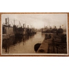 Merchant Ships The Docks Cardiff 1932 Postcard Photocrom Co 56424