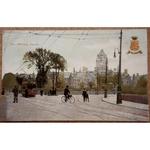 The Infirmary, Cardiff, 1905 Postcard, Strand Series