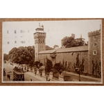 Cardiff, The Castle, 1926 Postcard, Photocrom