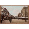 Queen Street Cardiff Early 20th Century Postcard 2525/1