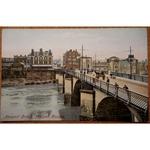 Newport Bridge Vintage Postcard MJR B6275