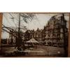 Llandrindod Wells Pump House Hotel Old Real Photo Postcard