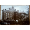 Llandrindod Wells Hotel Metropole Old Real Photo Postcard