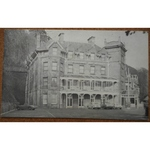Fishguard Bay Hotel Old Real Photo Postcard