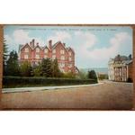 Llandrindod Wells Hotel Plas Winton, Hill Crest, N P Bank, E&S Art Publishers 86