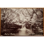 Fall at Brecon Pre 1919 Postcard Yes or No series