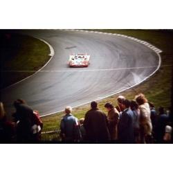 Regazzoni/Redman Ferrari 312 PB Original 35mm Photo Slide, BOAC 1000km, April 1972