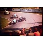 Vintage Racing Cars (1) 35mm Photo Slide, JCB Historic Cars Championship June 1973