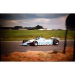 Jacques Lafitte Ligier-Matra Original 35mm Photo Slide 1981 F1 British Grand Prix