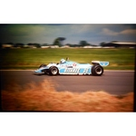 Patrick Tambay Ligier-Matra 35mm Photo Slide 1981 F1 British Grand Prix