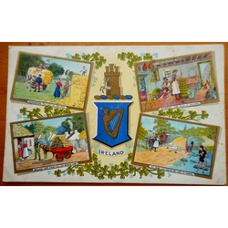 Ireland Pre 1919 Postcard