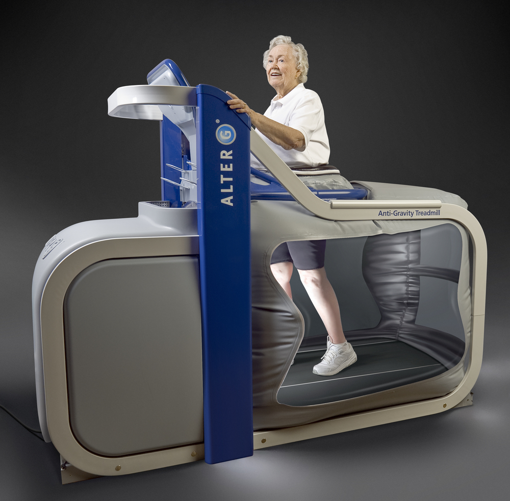 Best Treadmills For Home >> Anti Gravity Treadmill | Next Step Exercise and Performance Physiotherapy Centre