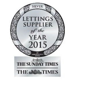 DPS won the Silver Award in the Best Lettings Supplier category in June 2015