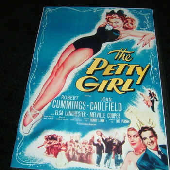 petty girl 1950 dvd