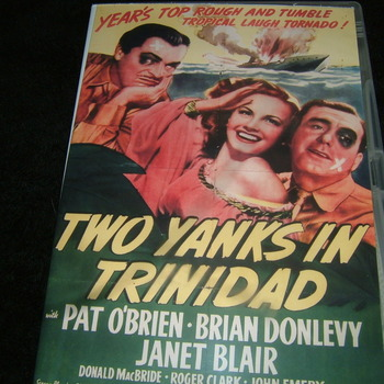 TWO YANKS IN TRINIDAD 1942 DVD