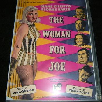THE WOMAN FOR JOE 1955 DVD