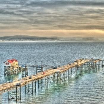 Mumbles Pier 3