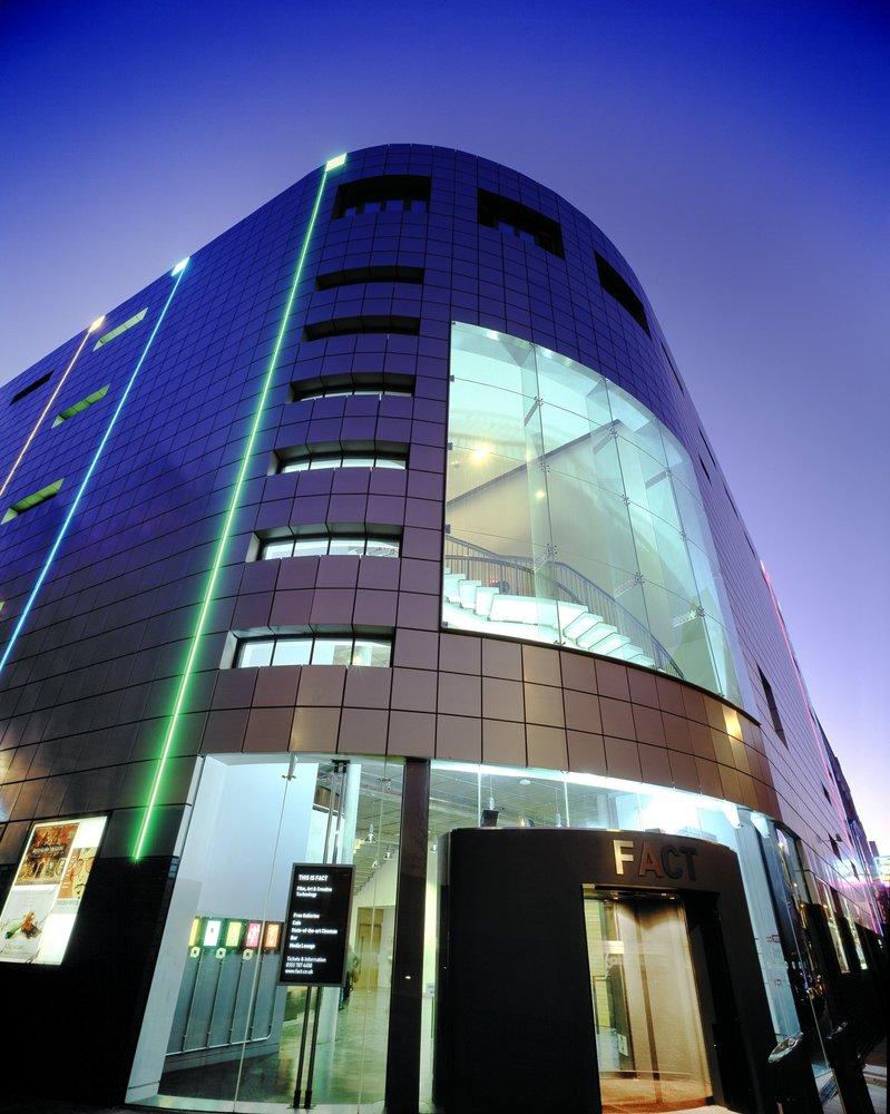 building facade lighting. Building Façade - Bespoke LED Lighting Design Facade G