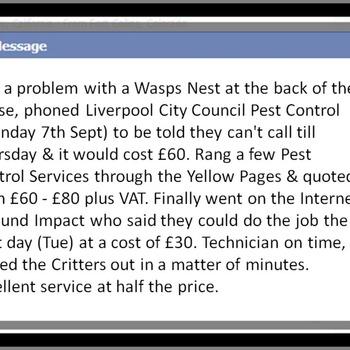 Jimmy Lloyd - Pest Control Division