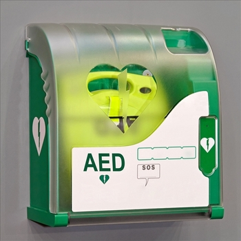 Basic Life Support & Safe use of an Automated External Defibrillator