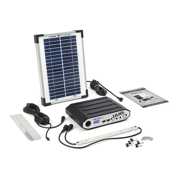 SolarHub 16 LED Lighting Kit (SMH001)
