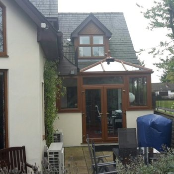 New Conservatory - Penarth