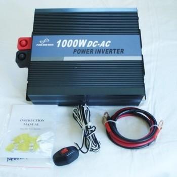 12V 1000W Pure Sine Wave