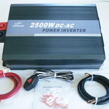 12V 2500W Pure Sine Wave