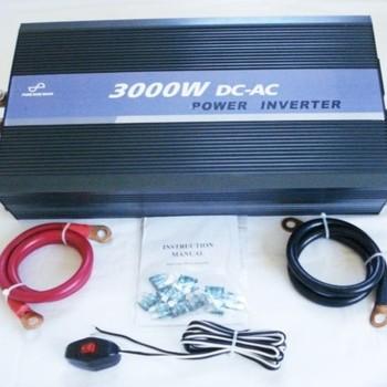 12V 3000W Pure Sine Wave