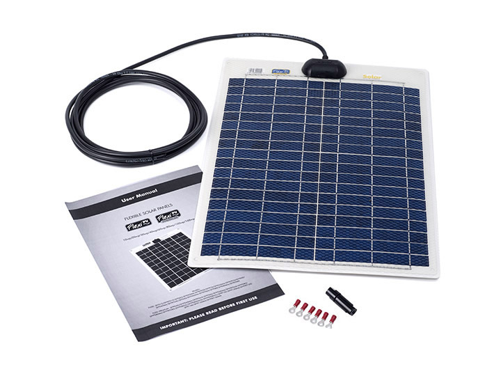 20 Watt Flexi Pv Solar Panel Stpvf020 Off Grid
