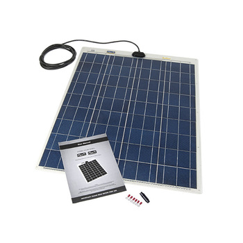 80 Watt Flexi PV Solar Panel (STPVF080)