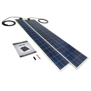 120 Watt Flexi PV Solar Panel (STPVF120)