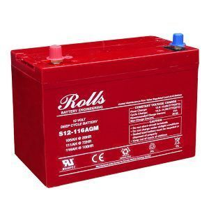 Rolls S12-116-AGM Series 5