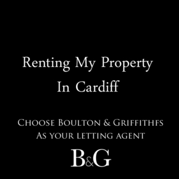 Renting My Property In Cardiff - 31st August 2015