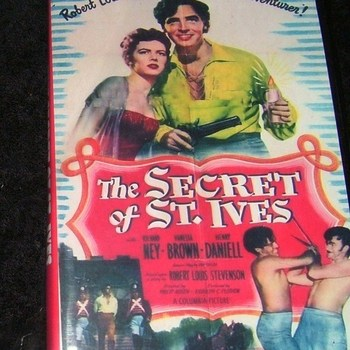 SECRET OF ST IVES 1949 DVD