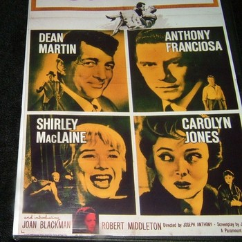 CAREER 1959 DVD