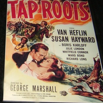 TAP ROOTS 1948 DVD
