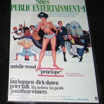 PENELOPE 1966 DVD