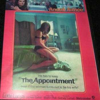 the appointment 1969