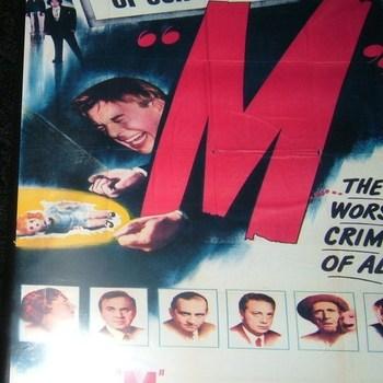 m 1951 dvd