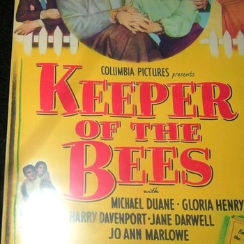 keeper of the bees 1947 dvd