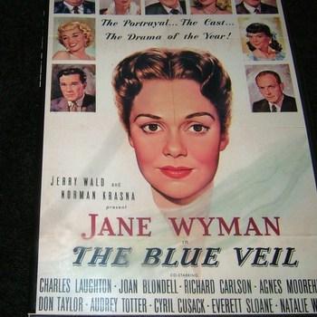 the blue veil 1951