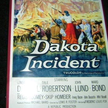 dakota incident 1956 dvd