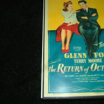the return of october 1949 dvd
